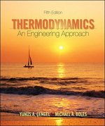 Thermodynamics 5th edition 9780073107684 0073107689