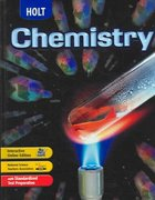 Holt Chemistry 6th edition 9780030391071 0030391075