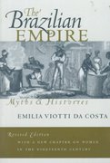 The Brazilian Empire 2nd Edition 9780807848401 0807848409