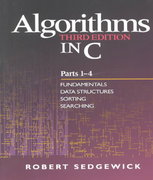Algorithms in C, Parts 1-5 (Bundle) 3rd edition 9780201756081 0201756080