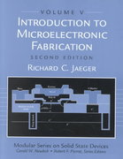 Introduction to Microelectronic Fabrication 2nd edition 9780201444940 0201444941