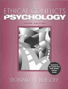 Ethical Conflicts in Psychology 3rd edition 9781591470502 1591470501