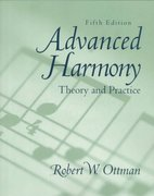 Advanced Harmony 5th Edition 9780130833396 0130833398