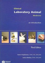 Clinical Laboratory Animal Medicine 3rd edition 9780813829661 0813829666