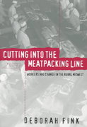 Cutting into the Meatpacking Line 1st Edition 9780807846957 0807846953