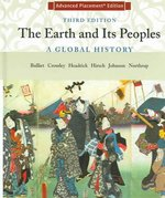 EARTH/PEOPLES AP 3ED 3rd edition 9780618427703 0618427708
