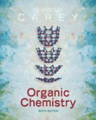 Organic Chemistry 6th edition 9780072828375 0072828374