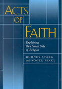 Acts of Faith 1st edition 9780520222021 0520222024
