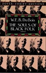 The Souls of Black Folk 1st Edition 9780486280417 0486280411