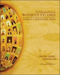 An Introduction to Women's Studies 2nd Edition 9780072887181 0072887184