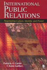 International Public Relations 1st Edition 9781412914154 1412914159