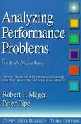 Analyzing Performance Problems 3rd Edition 9781879618176 1879618176