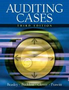 Auditing Cases 3rd edition 9780131494916 0131494910