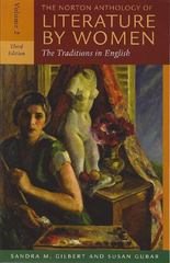 The Norton Anthology of Literature by Women 3rd Edition 9780393930146 0393930149