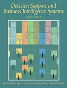 Decision Support and Business Intelligence Systems 8th edition 9780131986602 0131986600