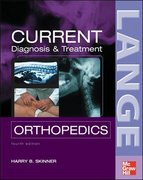 CURRENT Diagnosis & Treatment in Orthopedics, Fifth Edition 1st Edition 9780071839709 0071839704