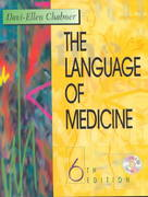 The Language of Medicine (Softcover) 6th edition 9780721685694 0721685692