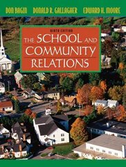 The School and Community Relations 9th Edition 9780205509065 0205509061
