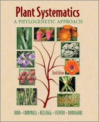 Plant Systematics 3rd Edition 9780878934072 0878934073