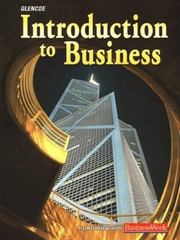 Introduction To Business, Student Edition 5th edition 9780078258596 0078258596