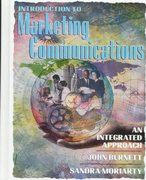 Introduction to Marketing Communications 0 9780132690850 0132690853
