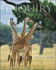 Inquiry into Life 11th edition 9780072421972 0072421975