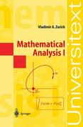 Mathematical Analysis I 1st edition 9783540403869 3540403868