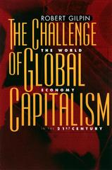 The Challenge of Global Capitalism 1st Edition 9780691049359 0691049351