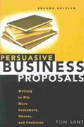 Persuasive Business Proposals 2nd edition 9780814471531 0814471536