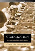Globalization: The Transformation of Social Worlds (Wadsworth Sociology Reader) 1st edition 9780534624330 0534624332