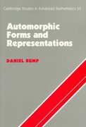 Automorphic Forms and Representations 0 9780521658188 0521658187