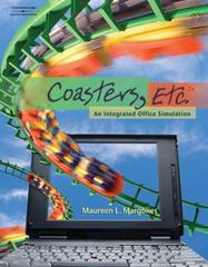 Coasters, Etc. (with CD-ROM) 2nd edition 9780538441452 0538441453