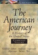 The American Journey 0 9780131921009 0131921002