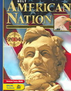Holt American Nation 5th edition 9780030374975 0030374979