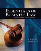 Essentials of Business Law and the Legal Environment 9th edition 9780324303957 0324303955