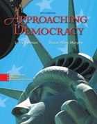 Approaching Democracy 5th edition 9780131744011 0131744011