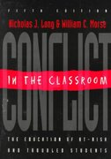 Conflict in the Classroom 5th edition 9780890796825 0890796823