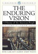 The Enduring Vision 1st edition 9780618473120 0618473122