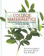 College Mathematics for Business, Economics, Life Sciences and Social Sciences 10th edition 9780131432093 0131432095