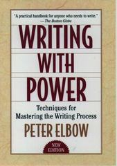 Writing With Power 2nd Edition 9780195120189 0195120183