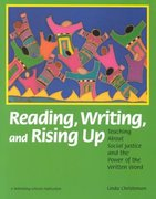 Reading, Writing and Rising Up 1st Edition 9780942961256 0942961250