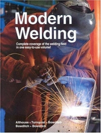Modern Welding 1st edition 9781566379878 1566379873