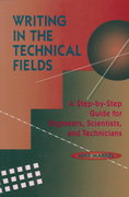 Writing in the Technical Fields 1st edition 9780780310360 0780310365
