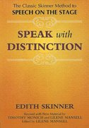Speak with Distinction 2nd Edition 9781557830470 1557830479