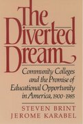 The Diverted Dream 0 9780195048162 0195048164