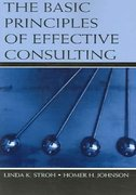 The Basic Principles of Effective Consulting 1st Edition 9780805854206 0805854207