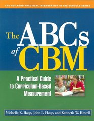 The ABCs of CBM 1st Edition 9781593853990 1593853998