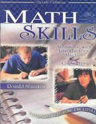 Math Skills 6th edition 9780787292966 0787292966