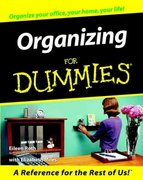 Organizing For Dummies 1st edition 9780764553004 0764553003