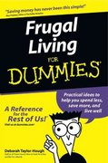 Frugal Living For Dummies 1st edition 9780764554032 0764554034